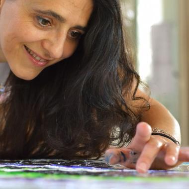 Silvia Depaire - Artiste peintre