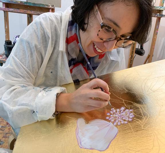 Silvia Depaire - Cours en atelier